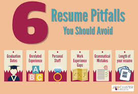 awkward mistakes on resume you should avoid com blog 6 resume pitfalls you need to take off your resume