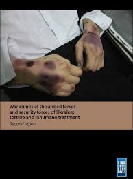 "Image result for ""Right Sector""   serious abuse of detainees.,"
