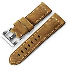 iStrap 20mm 22mm 24mm 26mm Watch Band Vintage ... - Amazon.com