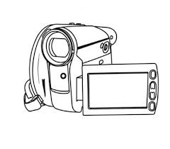 Small Picture cam recoreder coloring page Boys pages of KidsColoringPageorg
