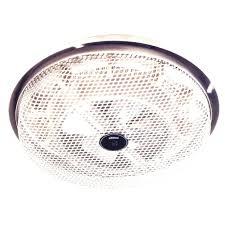 broan bathroom heater fan light