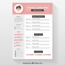 cover letter modern resume template modern resume cover letter editable cv format psd file pink resume template xmodern resume template large size