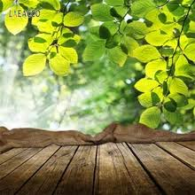 Buy <b>wooden</b> background with <b>leaves</b> and get free shipping on ...
