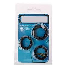 MJiang <b>3pcs</b> Soft Black Clock Ring for <b>Sex</b> Men Silicone: Amazon.co ...