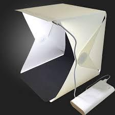 Online Shop <b>Folding Mini</b> Photo Studio <b>Softbox</b> Lightbox ...