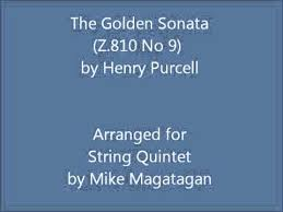 The Golden Sonata (<b>Z</b>. <b>810</b> No. 9) for String Quintet - YouTube