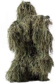 VIVO Ghillie Suit Camo Woodland Camouflage ... - Amazon.com