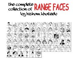 Photoshop Memes Range Faces Brushes Set | Coofof via Relatably.com