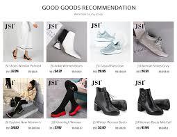 <b>JSI</b> Fashion New <b>Women's Boots</b> Platform Martin <b>Boots Women</b> ...
