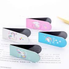<b>1PC Cute</b> Magnet Bookmarks Creative Animal Book Marks <b>Kawaii</b> ...