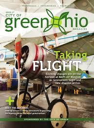 city of green magazine