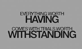 Quotes About Trials And Challenges. QuotesGram via Relatably.com