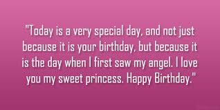 Daughters Birthday Quotes on Pinterest | Birthday Wishes Daughter ... via Relatably.com