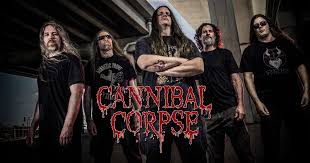<b>Cannibal Corpse</b>