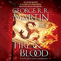 <b>Fire & Blood</b> by George R. R. Martin | Audiobook | Audible.com
