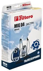 <b>Filtero</b> Мешки-<b>пылесборники MIE 04</b> Экстра — купить по ...