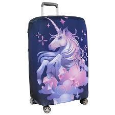 Чехол для чемодана <b>RATEL Animal Unicorn</b> M — купить по ...
