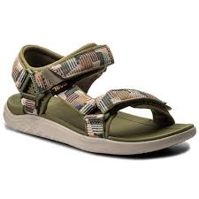 <b>Сандалии TEVA</b> - <b>Terra-Float</b> 2 Universal 1091333 Nica Avocado ...