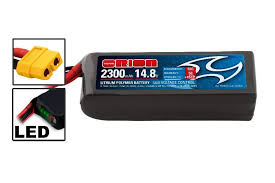 <b>Аккумулятор Team Orion Batteries</b> 14.8V 2300mAh 55C LiPo ...