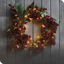 <b>Christmas Decorations</b> - Wreaths, Garlands & Tree <b>Decor</b> | <b>The</b> Range