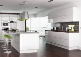kitchen tile ideas gloss white gloss kitchen ideas incredible modern fitted kitchen white kitch