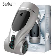 <b>Leten Voice Interactive Sex</b> Toys for Men Clip Sucking Artificial ...