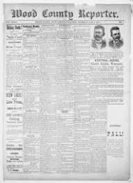 Wood County reporter. [volume] (Grand Rapids [i.e. Wisconsin ...
