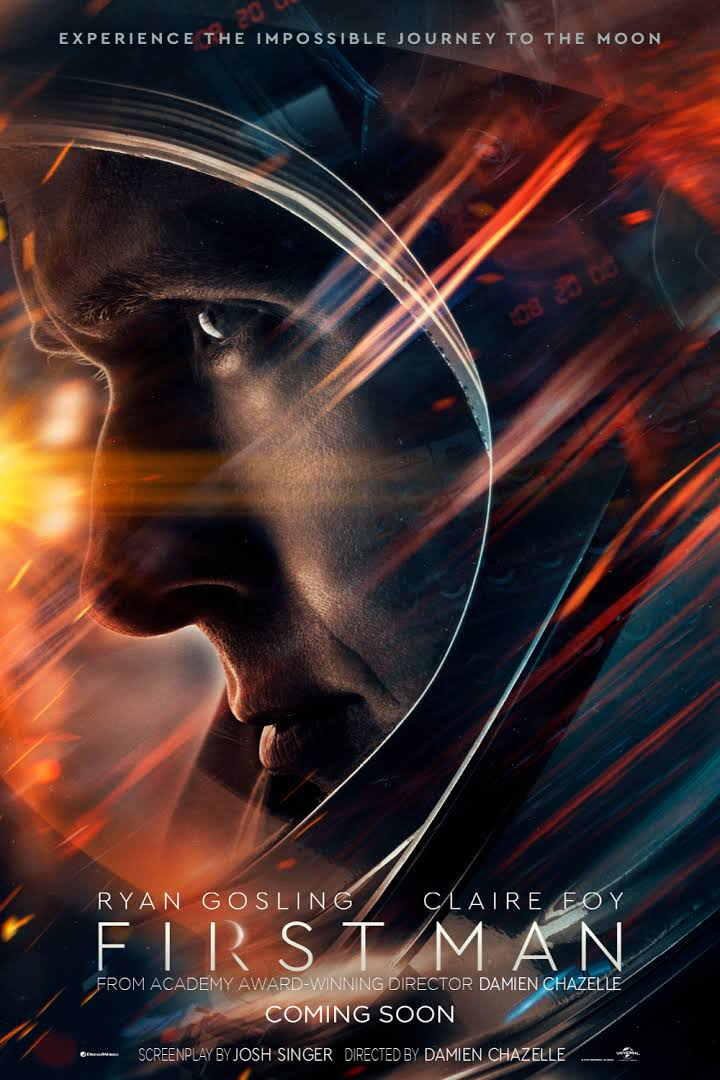 First Man (2018) Dual Audio {Hindi-English} 480p| 720p| 1080p