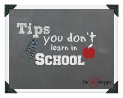 the job shoppe employment tips you don t learn in school 10 employment tips you don t learn in school