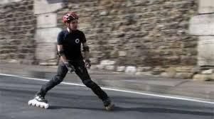 Which braking technique for downhill <b>skating</b>? - Online-<b>skating</b>.com