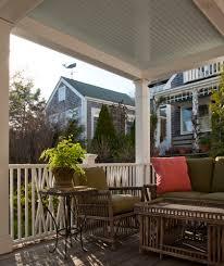 summer outside at home susan zises green nantucket residence susan zises green design