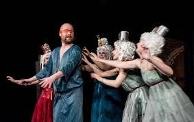 Тбилисский экспериментальный театр Tilde готовит премьеру ...