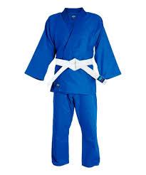 <b>Кимоно</b> для дзюдо <b>Green Hill</b> MA-302 синий р.2/150: купить за ...