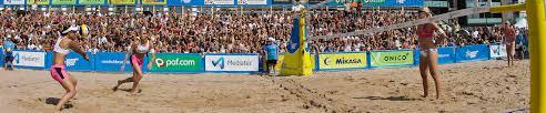 <b>Beach volleyball</b> - <b>Brogårdsand</b>