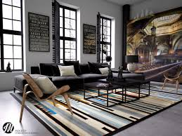 furnitureastonishing striped rug living room interior design ideas industrial decor room exquisite view gallery industrial chic amazing pinterest living room ideas bachelor pad