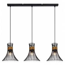 Купить <b>Подвесной светильник Globo</b> Purra <b>54814</b>-<b>3H</b> по низкой ...