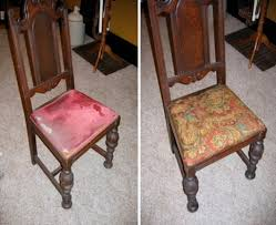 Dining Room Chair Reupholstery Reupholstering Dining Room Chairs Recovering Dining Room Chairs