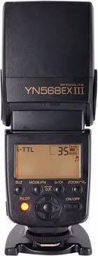 <b>Фотовспышка Yongnuo Speedlite YN-568EX</b> III для Canon купить в ...