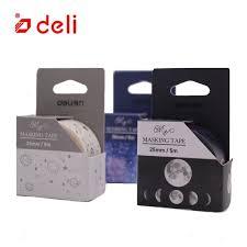 Deli Washi <b>Tape</b> Constellation Universe Moon Cute <b>Style</b> ...