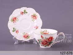 Чашка с блюдцем <b>чайная</b> роза <b>Lefard</b> 250мл 2пр 127-576 ...