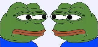 Sad frog – natalkass via Relatably.com