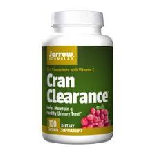 Jarrow Formulas <b>Cran Clearance 100</b> capsules | Pharmaca