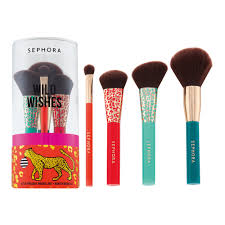 Buy <b>Sephora Collection Wild Wishes</b> Makeup Brush Set (Limited ...