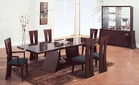 astonishing modern dining room sets: italian contemporary dining room furniture tennsat