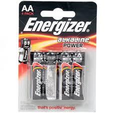 <b>Батарейка Energizer Power</b> LR6 E91/AA, цена за блистер 4 шт в ...