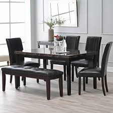 Kitchen Set Table And Chairs Rectangular Dining Table On Hayneedle Rectangle Kitchen Table