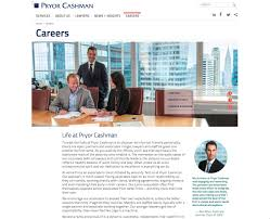 pryor cashman attorney bios modern photography and key professional highlights demonstrate approachability and personality alongside breadth and depth of experience