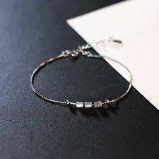 <b>Ruifan</b> Aurora Square Austria Crystal 925 Sterling Silver Bracelets ...