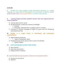the importance of learning english essay what is an essay on the importance of learning english