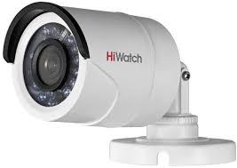 Сетевая <b>IP</b>-<b>камера HiWatch DS-I120</b> купить в Москве: цена ...